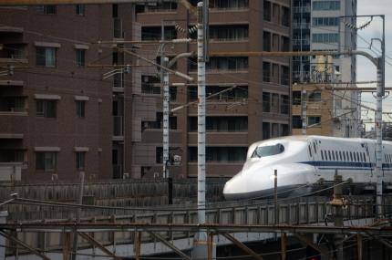 武蔵小杉駅あたり