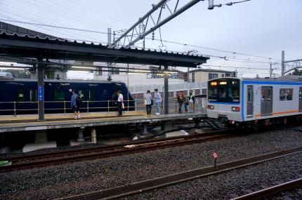 相模鉄道 西谷駅