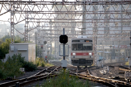 東急電鉄 多摩川線