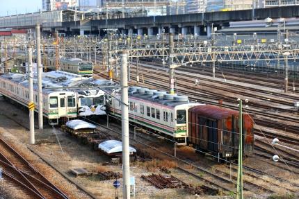 上信電鉄 高崎駅