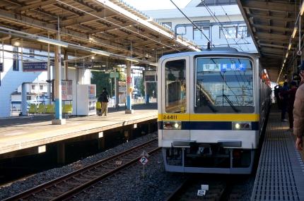 東武鉄道南栗橋駅