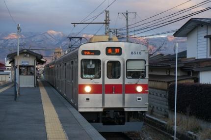 元東急の8500系