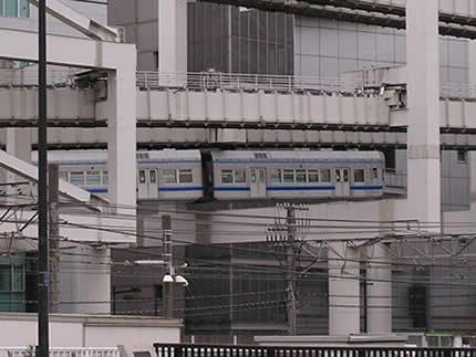 モノレール千葉駅