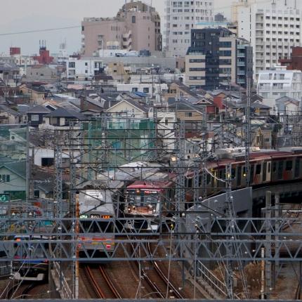 東急大井町線
