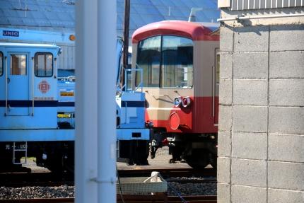 伊豆箱根鉄道車両工場