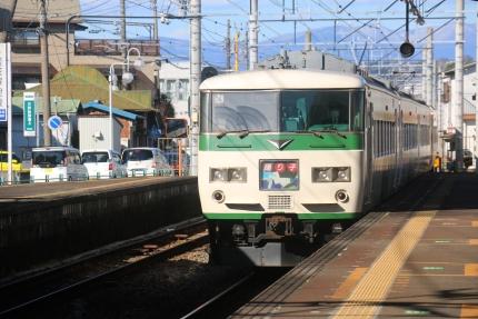 踊り子号 JR185系