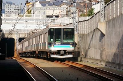 東急目�線洗足駅