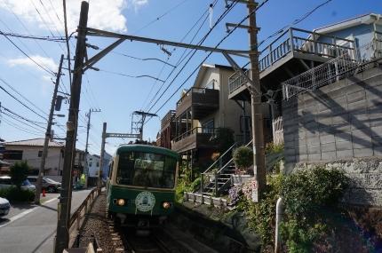 江ノ電の残り