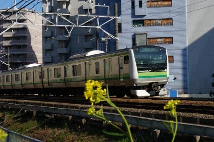 JR横浜線 新横浜駅