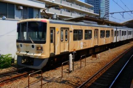ひつじ電車