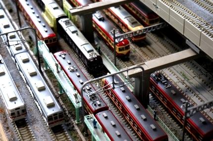 長野電鉄を並べてみた