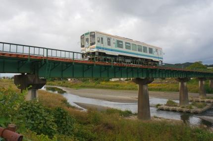 天浜線 太田川橋梁