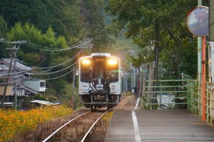 天浜線 戸綿駅