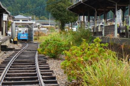天浜線 天竜二俣駅保存車両
