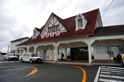 天浜線、遠鉄、西鹿島駅