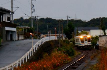 天浜線、西鹿島駅