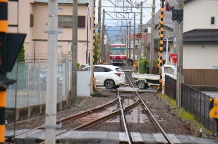 """遠州鉄道""""あかでん"""""""