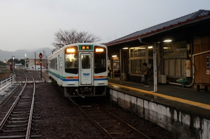 天浜線 三ヶ日駅