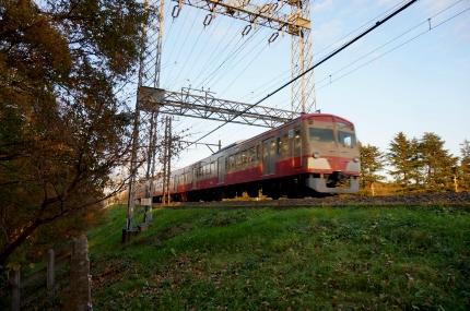 西武鉄道 多摩川線
