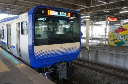 横須賀・総武快速E235系