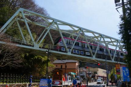 京王電鉄 高尾山口駅