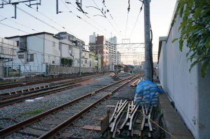 奥沢検車区