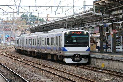 水戸駅 常磐線