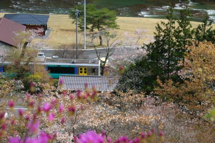 水郡線(奥久慈清流ライン)矢祭山駅