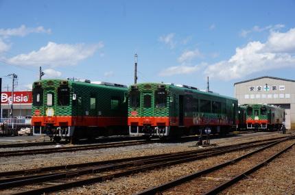 真岡鐵道モオカ14号
