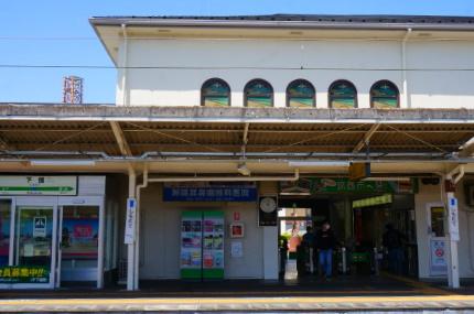 JR下館駅