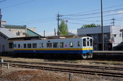 関東鉄道 下館駅