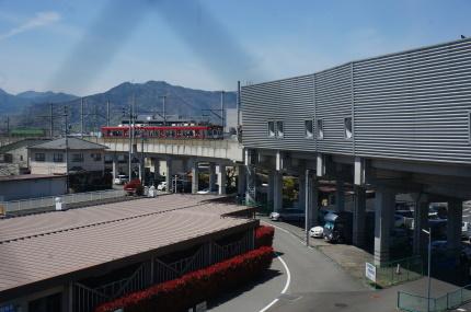 上田電鉄 上田駅