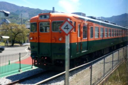 しなの鉄道 国鉄色169系