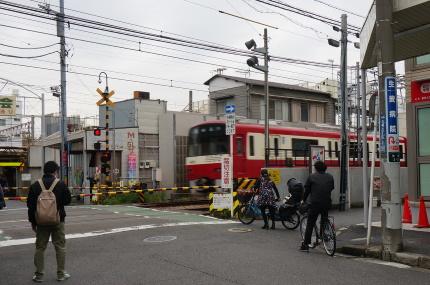 :京急生麦駅