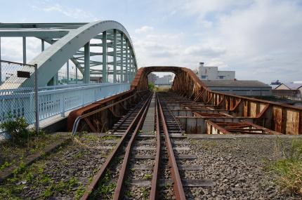 瑞穂埠頭、瑞穂橋梁