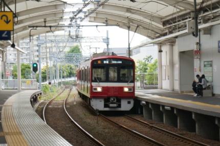 京急港町駅