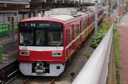 京急小島新田駅