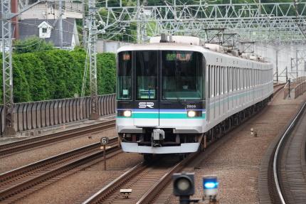 目黒線多摩川駅