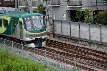 多摩川線多摩川駅