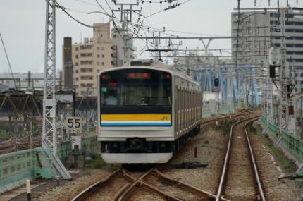 鶴見線鶴見駅