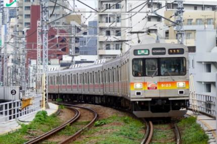 大井町線9000系
