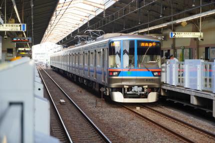 都営三田線西台駅