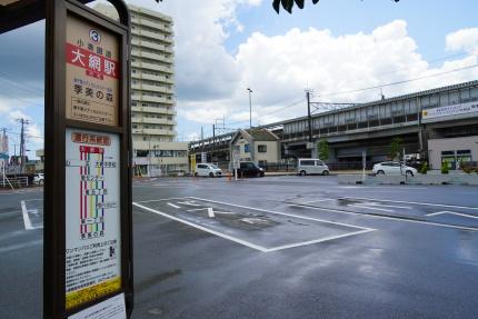 内房線 大網駅