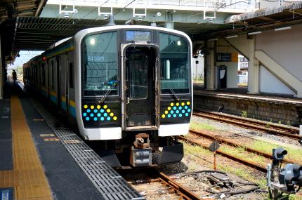 JR E131系電車