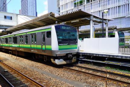 JR橋本駅の横浜線