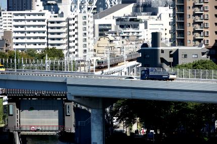 浅草ハレテラスから東武鉄道