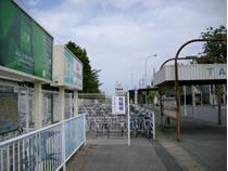 九十九里鉄道駅跡