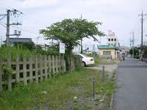 九十九里鉄道駅跡2