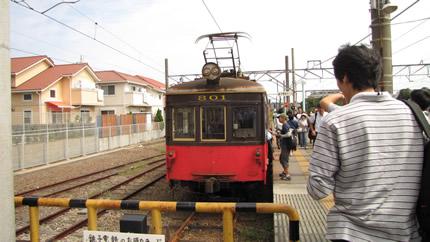 銚子電鉄801