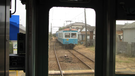 銚子電鉄702